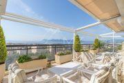 Cannes - Basse Californie - Penthouse avec vue mer panoramique - photo2