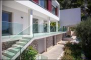 Villefranche sur mer - Luxury contemporary villa with overlooking view over the bay - photo11