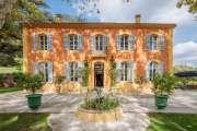 Вблизи Экс-ан-Прованс - Восхитительный каменный особняк XVIII века - photo1