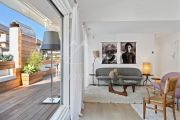 Cannes center - sea view apartment - photo3