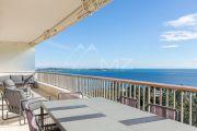 Cannes - Californie - Spacieux appartement vue mer - photo2