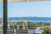 Cannes - Croix des Gardes - Appartement avec vue mer panoramique - photo2