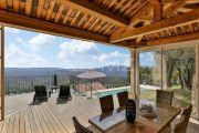 Arrière-pays cannois - Villa récente avec vues - photo13