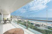 Cannes - Palm Beach - Appartement 5 pièces face mer - photo1