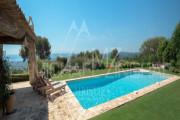 Saint-Paul de Vence - Villa avec vue mer panoramique dans domaine privé - photo6
