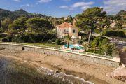 Proche Cannes - Saint-Raphaël - Propriété Belle Époque les pieds dans l'eau - photo3
