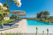 Antibes - Villa californienne avec vue mer - photo16