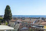 Proche Cannes - Le Cannet - Villa californienne avec vue mer panoramique - photo2