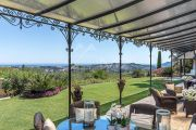 Mougins - Close to the village - with sea view - photo4