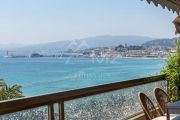 Cannes - Croisette - 4 rooms apartment with panoramic sea view - photo1