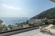 Eze bord de mer - Villa contemporaine neuve - photo11