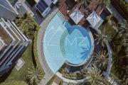Cap d'Antibes - Rez du jardin avec piscine - Parc du Cap - Résidence de Luxe - photo2