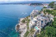 Nice - Cap de Nice - Unique propriété pieds dans l'eau - photo1