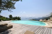 EZE - Provençal villa with panoramic sea view - photo5