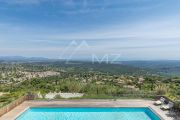 Close to Saint-Paul de Vence - Overwhelming sea view - photo4