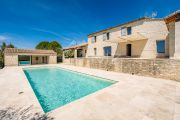 Gordes - Maison contemporaine avec vue - photo1