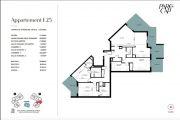 Cap d'Antibes - Апартаменты с 3 спальнями и просторной террасой - photo5