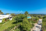 Antibes - Villa californienne avec vue mer - photo15