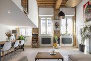 Lyon - Superbe Appartement Canut T4 au coeur de Croix-Rousse - photo1