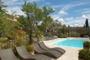 Gordes - Maison provençale en pierre avec vue - photo3