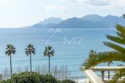 Cannes - Appartement - Dernier étage vue mer panoramique - photo2