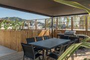 Cannes - Palm Beach - Appartement avec toit-terrasse et piscine privative - photo3