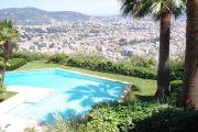 Nice - Pessicart - Magnifique villa en pierre vue mer - photo14