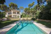 Cap d'Antibes - Superbe villa bourgeoise - photo1