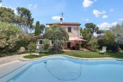 Cap d'Antibes - Charming provencal style villa with pool - photo1
