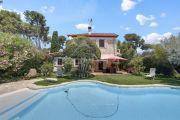 Cap d'Antibes - Charmante villa provençale avec piscine - photo1