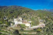 Proche Nice - Magnifique château restauré du 17ème siècle avec vue imprenable sur la campagne - photo16