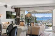 Near Cannes - On the heights - Appartment with panoramic sea view - photo4