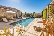 Gordes - Lovely stone built villa with heated pool - photo2