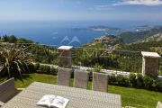 EZE - Provençal villa with panoramic sea view - photo16