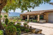 Proche Gordes - Magnifique Mas restauré au milieu des oliviers - photo5