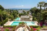 Cannes - Bas Croix des Gardes - Appartement avec des hauts plafonds - photo1