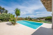 Sainte-Maxime - Villa moderne avec vue mer - photo1
