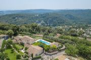 Proche Saint-Paul-de-Vence - Villa provençale avec vue panoramique - photo2