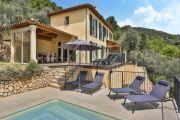 Arrière-pays cannois - Villa récente avec vues - photo16