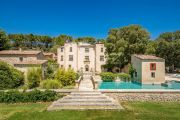 Close to Aix-en-Provence - Magnificient 16th century renovated mansion - photo1