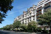 Paris 16th - Boulevard Suchet Studio  23sqm - photo1