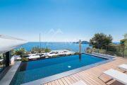 Saint-Jean Cap Ferrat - Panoramic sea view modern property - photo23