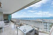 Канны - Калифорнии -  Угловая квартира с панорамным видом на море - photo9