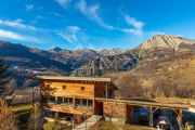 Alpes de Haute Provence - Chalet contemporain avec vue imprenable - photo2