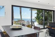Proche Cannes - Golfe Juan - Villa contemporaine vue mer panoramique - photo7