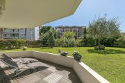 Cannes - Palm Beach - Residence with pool near the sea - photo2
