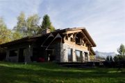 Proche Megève - Combloux - Chalet design - photo3