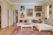 Cap d'Antibes - Charmante villa provençale avec piscine - photo7