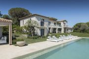 Saint-Tropez - Les Parcs - Villa neuve vue mer panoramique - photo1