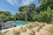 Super Cannes -  Rare new architect's villa - photo7